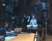 Filming a MOOC
