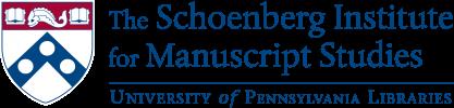 The Schoenberg Institute for Manuscript Studies